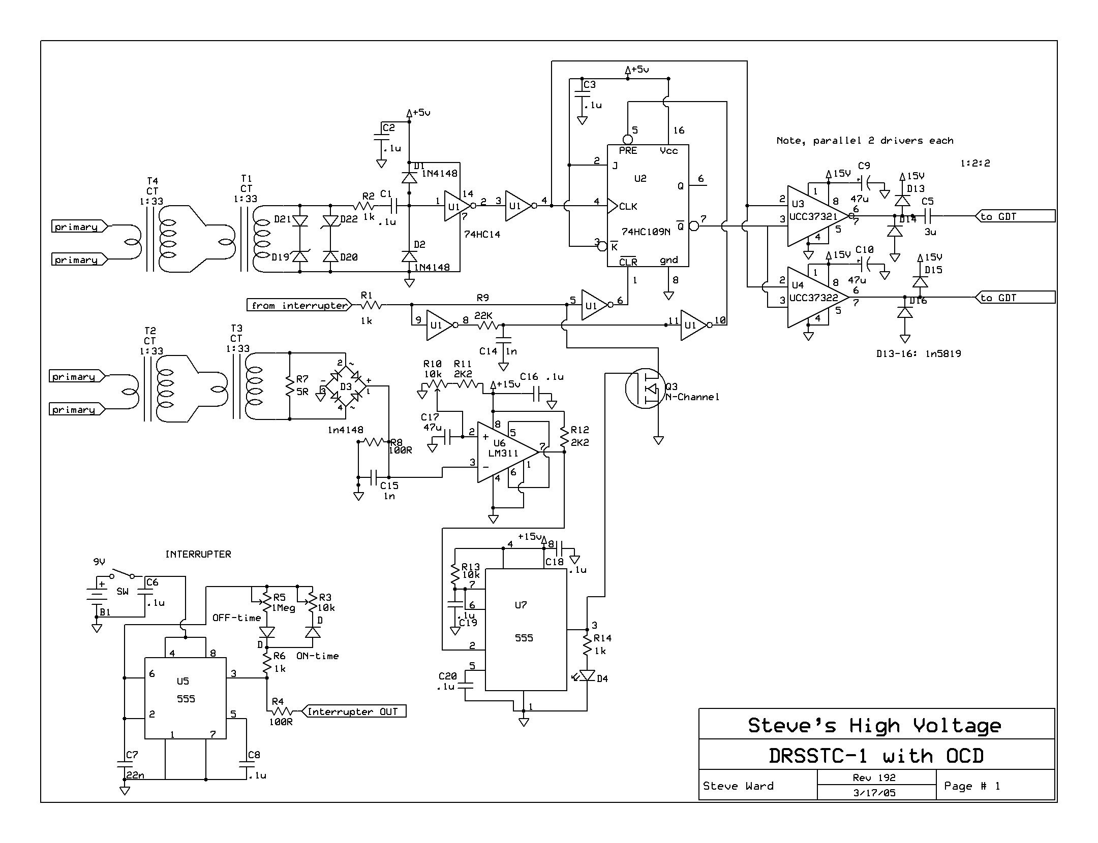 Drsstc Parallel Wiring Diagram Hot Rails